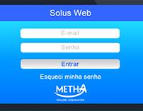 Interface Solus Web