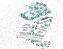 New green axis - Urban Regeneration