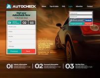AUTOCHECK Web Design