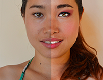 Photo Retouching & Digital Makeup