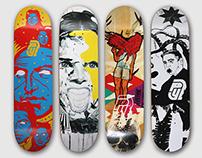 Skate decks - PYE