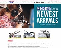 U.S. Money Guns Website