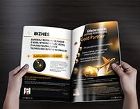Gold Partner - katalog 2015