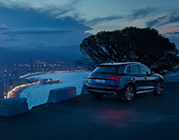 "Audi Q5 Campaign ""Now ist calling"" 2016"