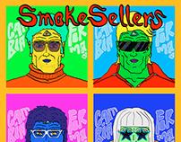 SmokeSellers | El Cambiaformas | Digital EP Cover Art