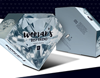 Woman's Best Friend Gift Box