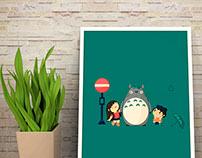 Totoro & us