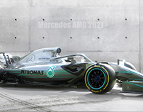 Mercedes AMG 2021 Concept
