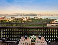 Hilton Istanbul BosphorusHotel Retouching