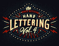 Hand Lettering Vol. 4