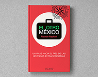 Cover design for the book El Otro Mexico