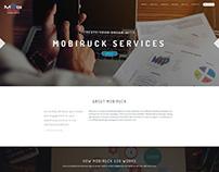 MobiRuck - Website