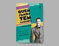 Book cover – Quem samba tem alegria
