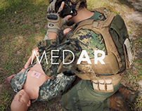 MedAR - Combat Casualty care
