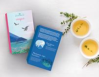 Камчатский чай/Tea packaging