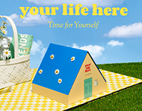 YOUR LIFE HERE BRAND LAUNCHING KIT