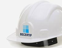 Becertif - Branding