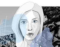 Illustrations 2018 · Portraits