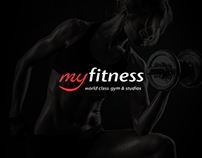 MyFitness redesign concept