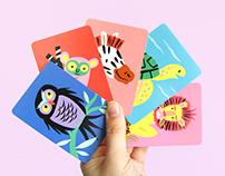 Llama Drama / Playing Cards