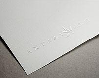 BRANDING | Antara Home - Fine Linens