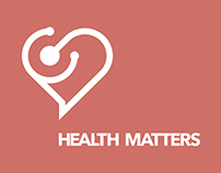 Health Matters - Event Branding & Communication