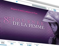 Journée de la femme 2015