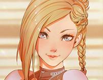 Minfilia Final Fantasy