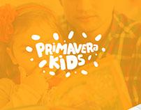 Logo Primavera Kids
