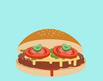 Burger : bon appétit !