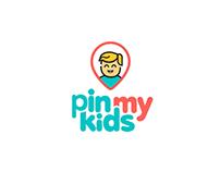Pin My Kids - Tracking Wristband
