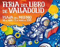 Valladolid Book Fair 2015