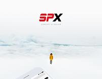 SPX Redesign
