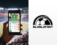 BLABLAFOOT - Application
