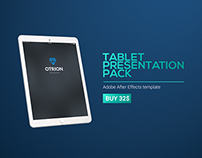 Tablet Presentation Pack