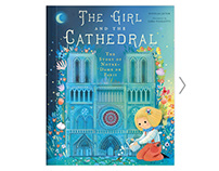 The Girl and the Cathedral Picturebook