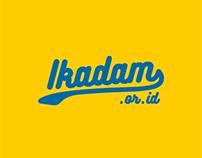 Logotype Ikadam.or.id