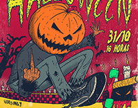 Halloween The BOX Skateshop