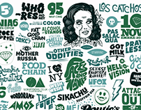 BUNCHES OF LOGOS