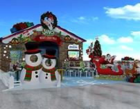 JUHAYNA Booth. merry christmas
