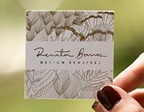 Renata Barros - Design Sensível.