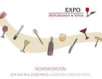 Expo Delicatessen & Vinos - 9ª Edición