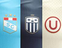 Equipos del fútbol peruano - Liga 1
