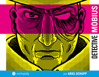 Detective Möbius comic (Español)