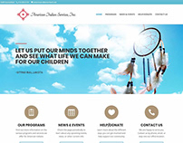 American Indian Services Website