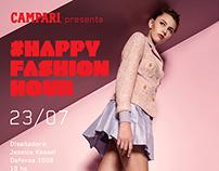 Happy Fashion Hour - Visual identity