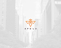 Ape'lu fashion boutique branding