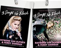 3 Songs No Flash - Exhibition