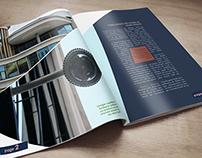 Arkitekt Magazine Layout