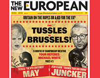 The Tussles in Brussels - The New European newspaper